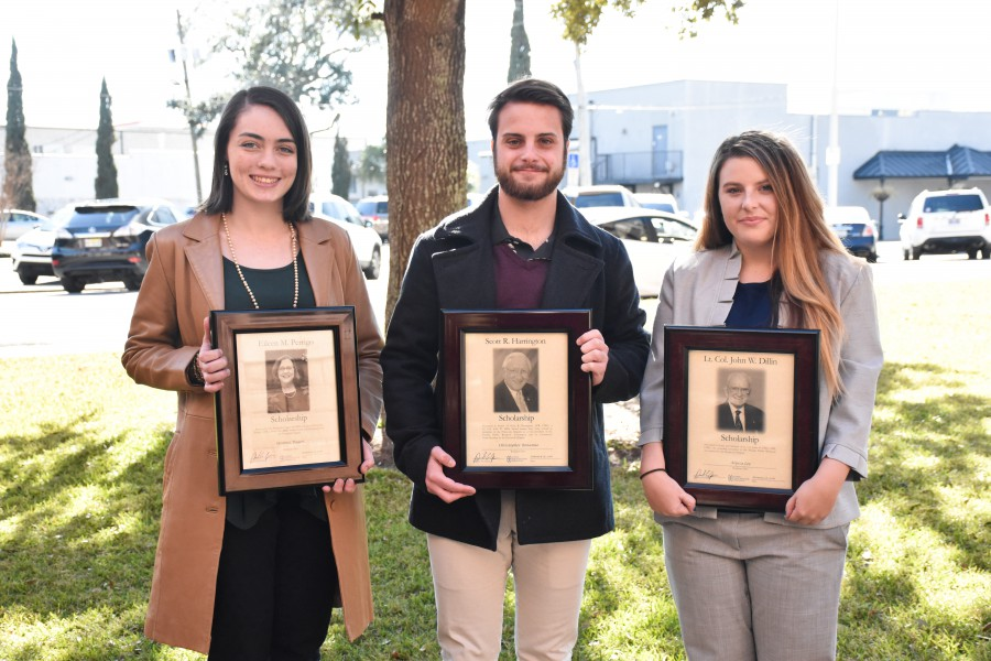 FPRA Pensacola Awards Student Scholarships